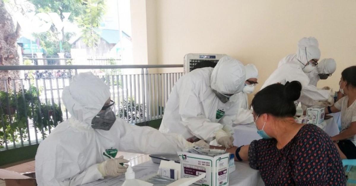 TPHCM: Kết quả xét nghiệm mới nhất các trường hợp F1 của BN 1451,1453