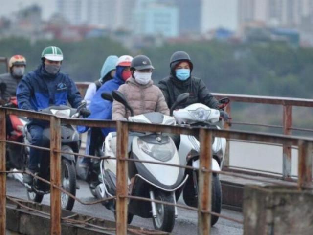 """Những """"căn bệnh"""" xe máy gặp phải khi trời lạnh"""