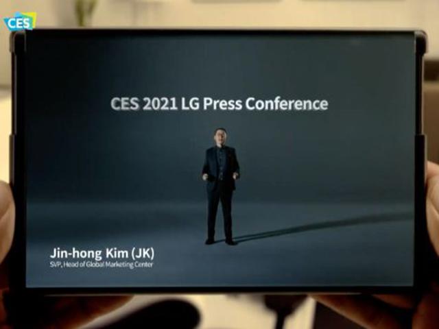 LG lại phô diễn mẫu điện thoại khiến Samsung khó chịu