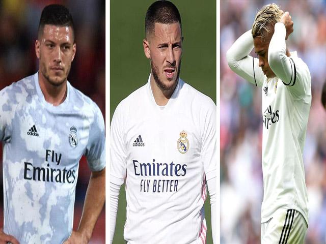 """Real Madrid mua bán thảm họa: Hơn 233 triệu euro đổi lấy """"cục nợ"""""""