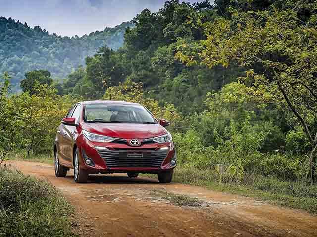 10 mẫu xe ô tô bán chạy nhất tại Việt Nam năm 2020