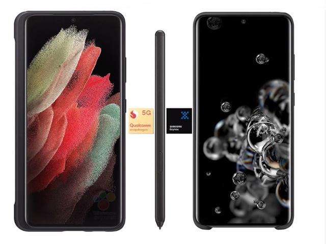 Hai phiên bản chip của Galaxy S21, bản nào khoẻ hơn?
