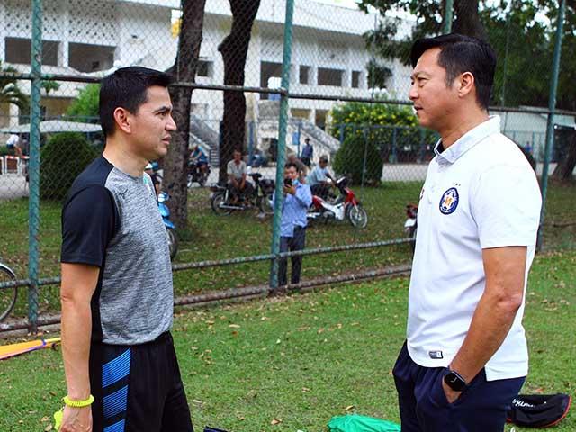 Đối đầu rực lửa V-League 2021: Kiatisak so tài Lê Huỳnh Đức và dàn HLV thế hệ vàng (Kỳ cuối)