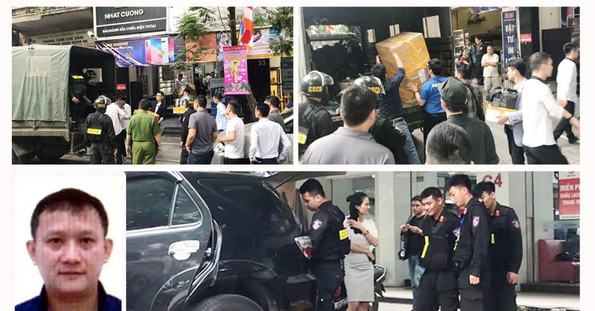 Vụ án Nhật Cường buôn lậu, rửa tiền: Đề nghị truy tố 15 bị can