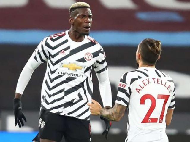 MU soán ngôi số 1 của Liverpool: Pogba chê trọng tài, Solskjaer cảnh giác