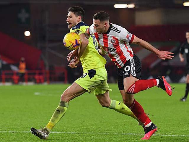 Video Sheffield United - Newcastle: Thẻ đỏ bước ngoặt, định đoạt chấm 11m