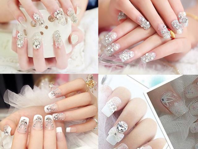 25 mẫu móng tay đẹp nhẹ nhàng đơn giản được yêu thích nhất năm 2021