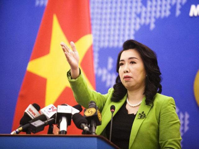 Bộ Ngoại giao nói về thông tin Ấn Độ bán tên lửa cho Việt Nam