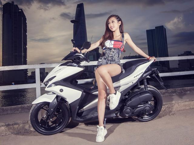Những mẫu xe máy HOT vừa ra mắt đang được người dùng Việt rất ưa chuộng