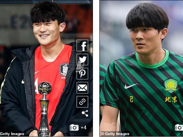 Tottenham nhăm nhe SAO đồng hương Son Heung Min từng so tài U23 Việt Nam