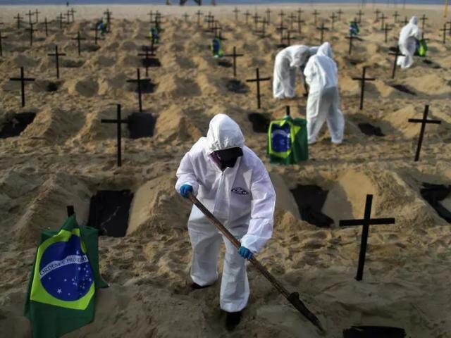 Sốc với mốc mới về số người nhiễm, tử vong vì Covid-19 toàn cầu