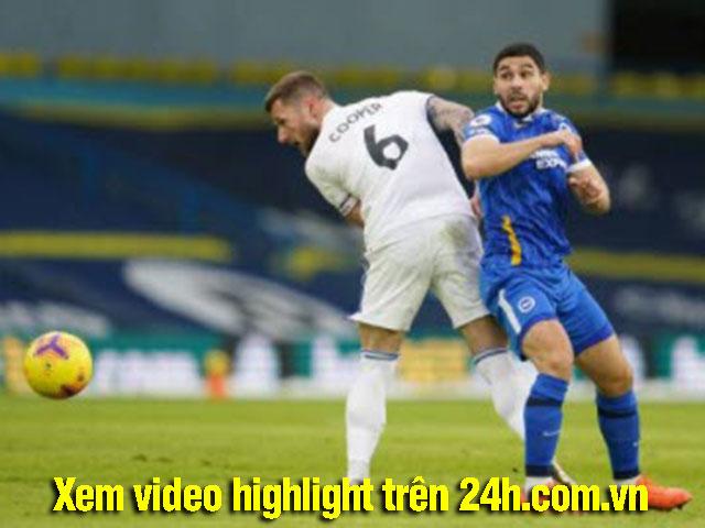 Trực tiếp bóng đá Leeds - Brighton: Đội khách kiên cường bảo toàn tỷ số (Hết giờ)