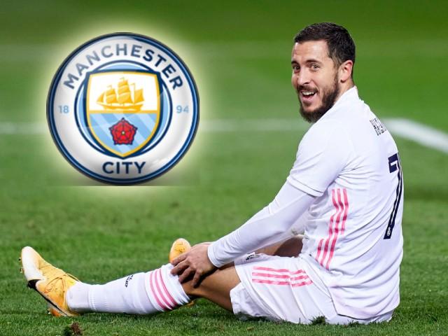"""Chấn động Man City ủ mưu giải cứu """"bao tải tiền"""" Hazard, Real mừng thầm"""