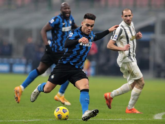 Trực tiếp bóng đá Inter Milan - Juventus: Thế trận bế tắc (Hết giờ)