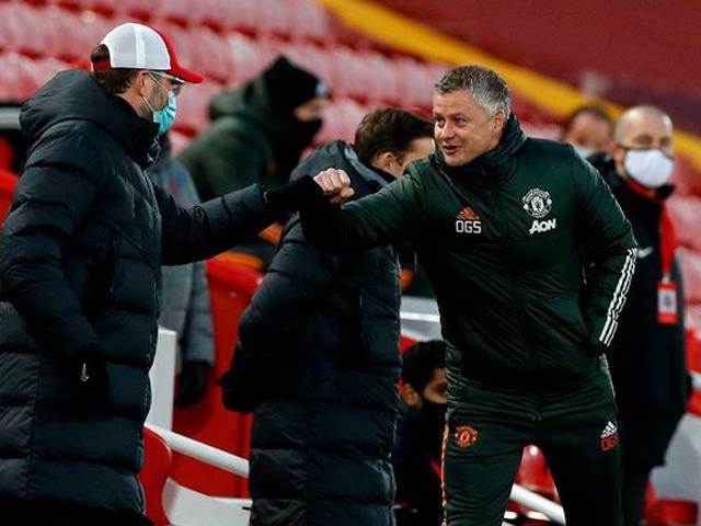 MU buộc Liverpool chia điểm tại Anfield: HLV Solskjaer vẫn tiếc điều gì?