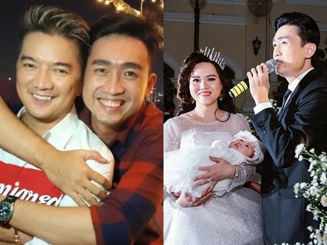 Trò cưng của Mr Đàm cưới vợ tiếp viên hàng không, được tỷ phú Hoàng Kiều làm điều đặc biệt