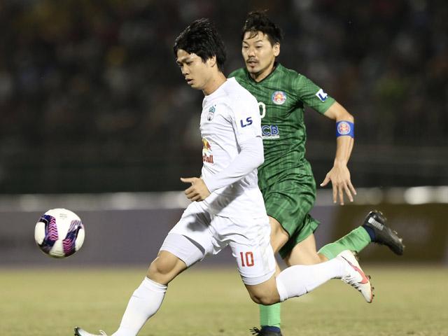 """Điểm nóng vòng 1 V-League: Nam Định """"lên đỉnh"""" gây chấn động, 3 thầy ngoại trắng tay"""