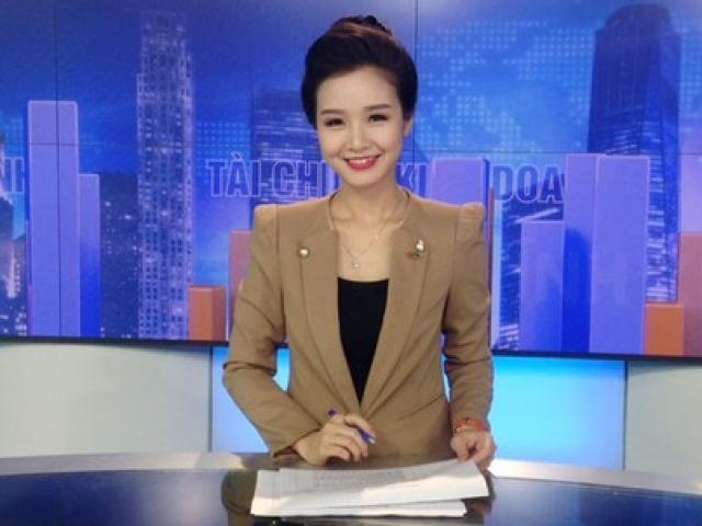 """Nữ MC đài truyền hình VTV """"3 tháng lên hình đã bị cho xuống"""" là ai?"""