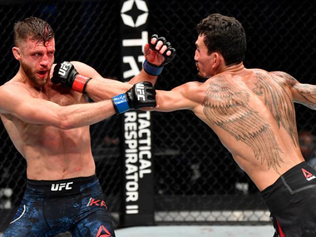 """Võ sĩ UFC đang đánh lại giở trò trên võ đài, tung 445 cú đấm """"hủy diệt"""""""