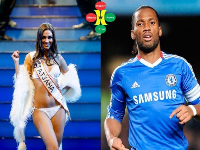 Ê mặt: Huyền thoại Chelsea Drogba lộ clip nóng với nhân tình, bị vợ rũ bỏ