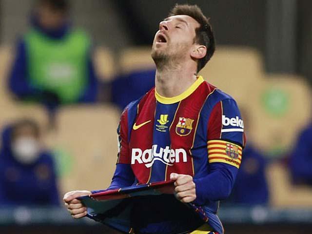 SỐC: Messi đánh người nguy cơ bị treo giò 12 trận, nín thở chờ phán quyết