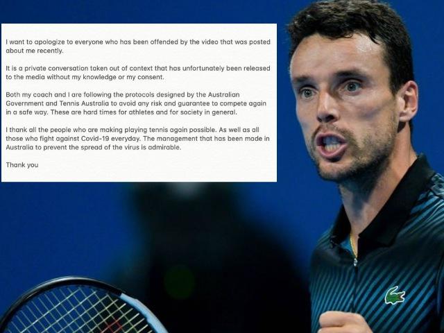 Nóng nhất thể thao sáng 20/1: SAO tennis xin lỗi vì phát ngôn sốc về Australian Open