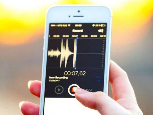 Tiết lộ cách ghi âm cuộc gọi trên iPhone cực đơn giản