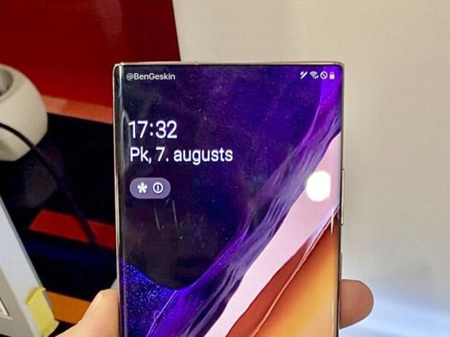 Đơn đăng ký nhãn hiệu của Samsung tiết lộ tính năng chất lừ trên Galaxy Note21