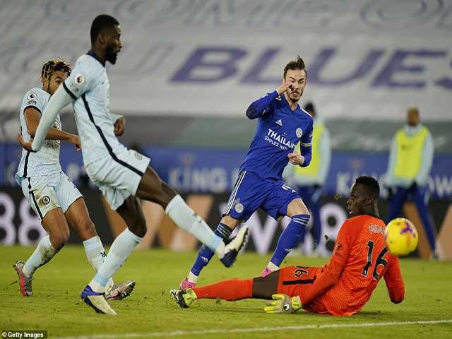 Cực nóng bảng xếp hạng Ngoại hạng Anh: Leicester nhảy vọt, hơn MU mấy điểm?