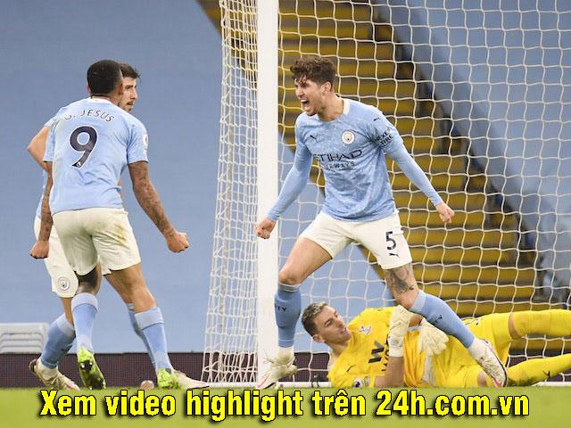 Trực tiếp bóng đá Man City - Aston Villa: Vượt ải khó nhằn (Hết giờ)