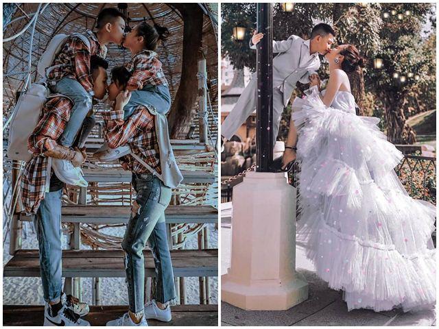 Vợ chồng đại gia Minh Nhựa bất ngờ gây tranh cãi dữ dội chỉ vì 1 bức ảnh