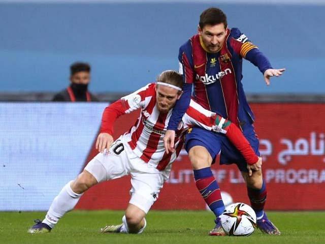 Messi chính thức nhận án treo giò vì đánh người, lộ thêm tình tiết gây sốc