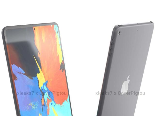 iPad mini 6 lộ diện thiết kế mới khiến iFan nháo nhào vui sướng?