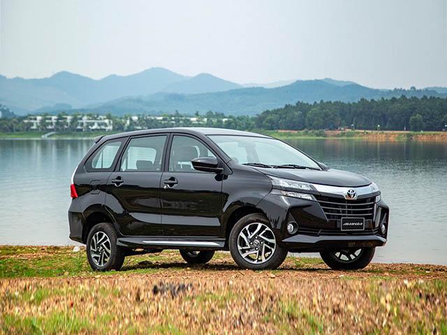 Giá xe Toyota Avanza lăn bánh tháng 1/2021