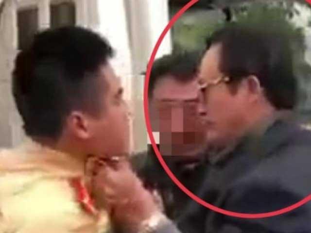 Công an Tuyên Quang lý giải về mức phạt Chi Cục trưởng túm áo CSGT