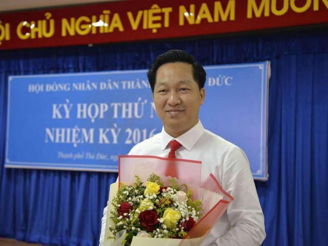 TP.HCM: Ông Hoàng Tùng làm Chủ tịch UBND TP Thủ Đức