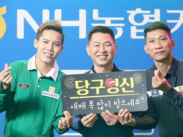 Đình Nại và dàn sao bi-a Việt nhận bao nhiêu tiền thưởng chặng 4 PBA Tour?