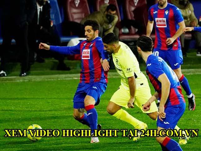 Video Eibar - Atletico Madrid: Thủ môn ghi bàn, Suarez cú đúp ngược dòng