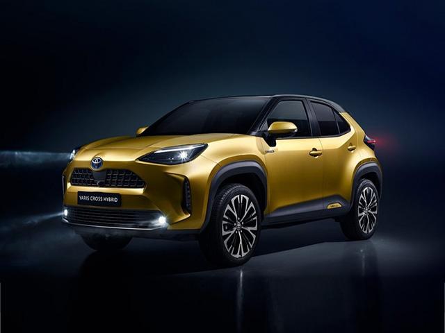 Toyota Yaris Cross sắp ra mắt khách hàng Việt, SUV cỡ nhỏ cạnh tranh với Hyundai Kona