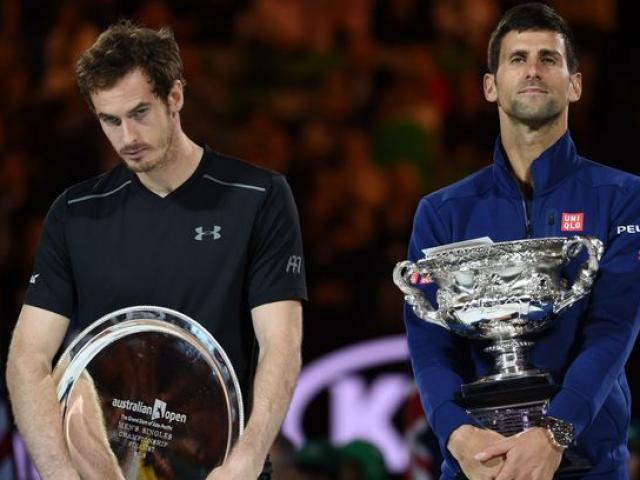 Murray chính thức lỡ hẹn đấu Djokovic và Nadal ở Australian Open vì sao?