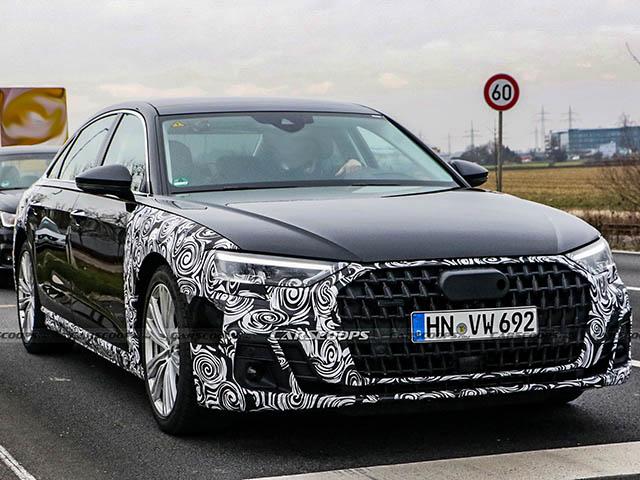 Audi A8L Horch lộ diện, cạnh tranh trực tiếp với Mercedes-Maybach S-Class