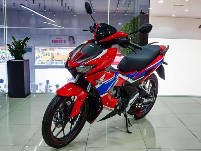 Bảng giá Honda Winner X cuối tháng 1/2021, giảm 8,5 triệu đồng