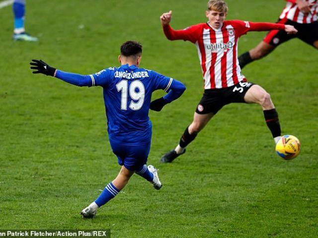 """Video Brentford - Leicester City: """"Ong đốt"""" đầu trận, ngược dòng đẳng cấp"""