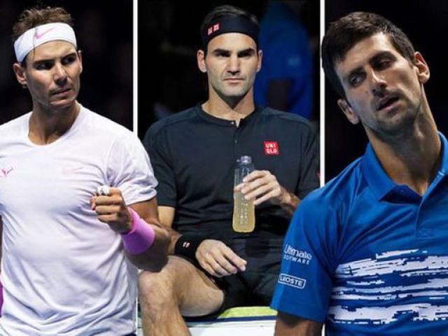 Bảng xếp hạng tennis 25/1: Nadal có kỷ lục khiến Federer, Djokovic chào thua