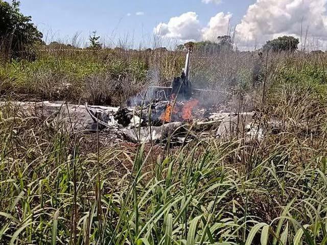 SỐC: 4 cầu thủ thiệt mạng vì thảm họa máy bay rơi ở Brazil