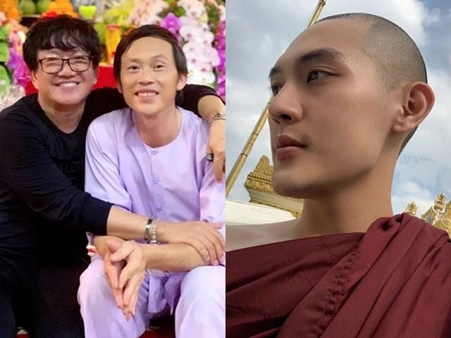 Lý do cháu trai và bạn thân quản lý đền thờ Tổ 100 tỷ của Hoài Linh đều xuống tóc?