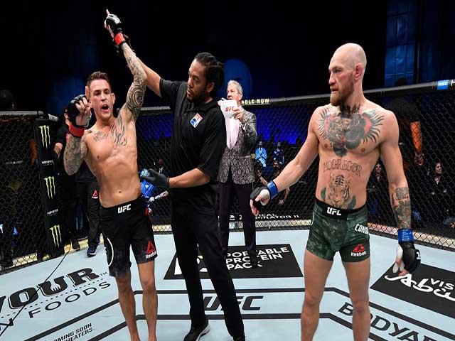 """""""Viên kim cương"""" Poirier đắt sô nhờ hạ McGregor, """"tay mơ"""" Chandler đe dọa cả UFC"""