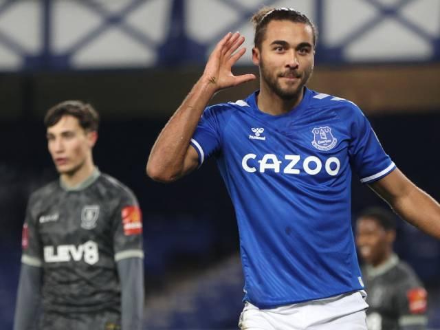 """Video Everton - Sheffield Wednesday: """"Thần tài"""" Calvert-Lewin mở màn đại tiệc"""