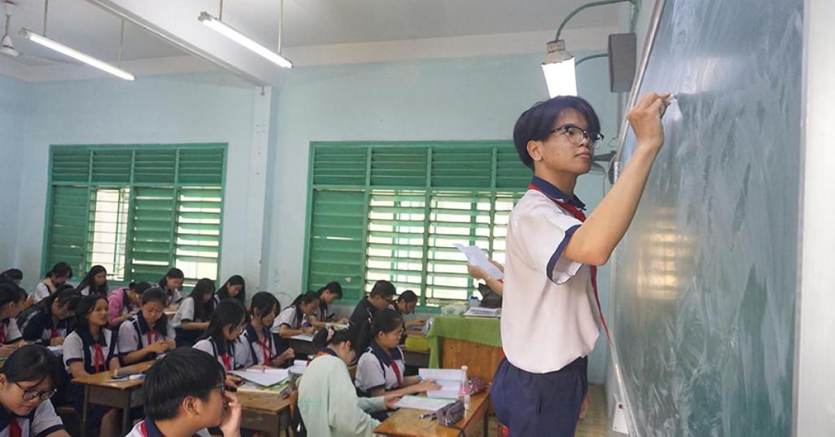 Tuyển sinh lớp 10 năm 2021: Điểm mới ở đề thi tiếng Anh