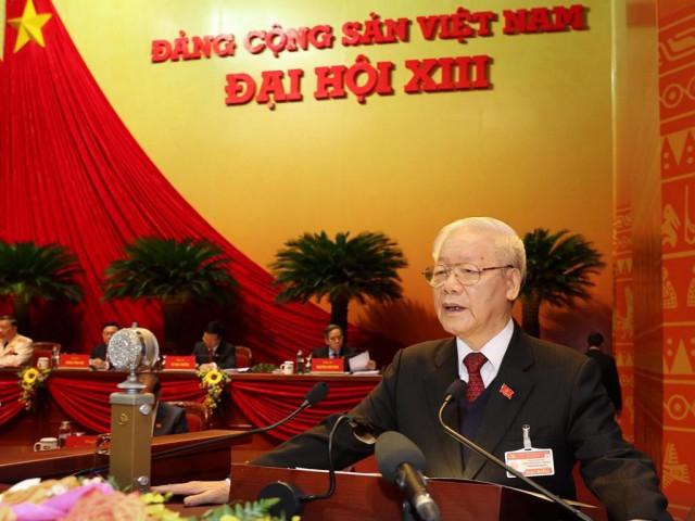 5 bài học lớn từ báo cáo của Tổng Bí thư tại Đại hội XIII